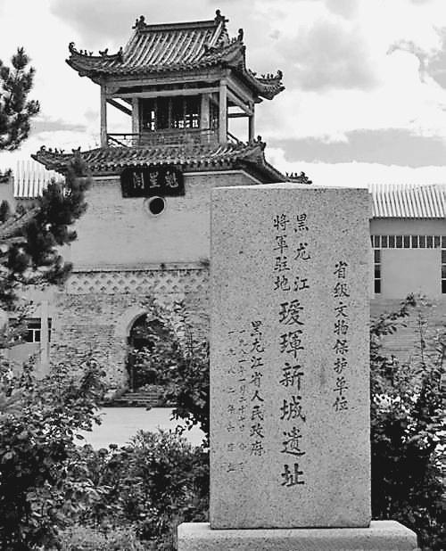 蔡毓荣,字仁庵,别字显斋,锦州人.