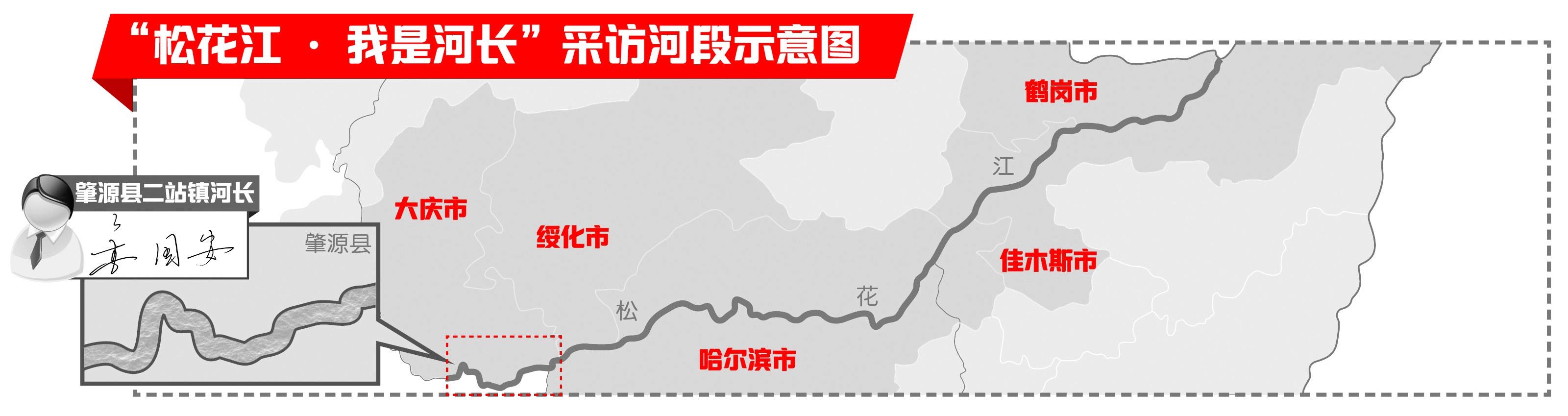 广种沙棘果沿江保生态--访松花江肇源县二站镇段河长