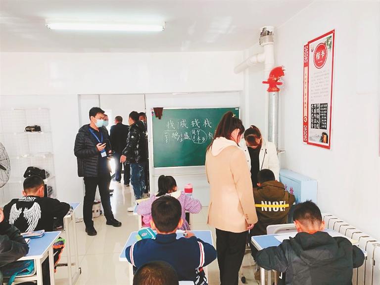 哈尔滨香坊区开展无证无照违规培训整治 查处加重学生负担行为