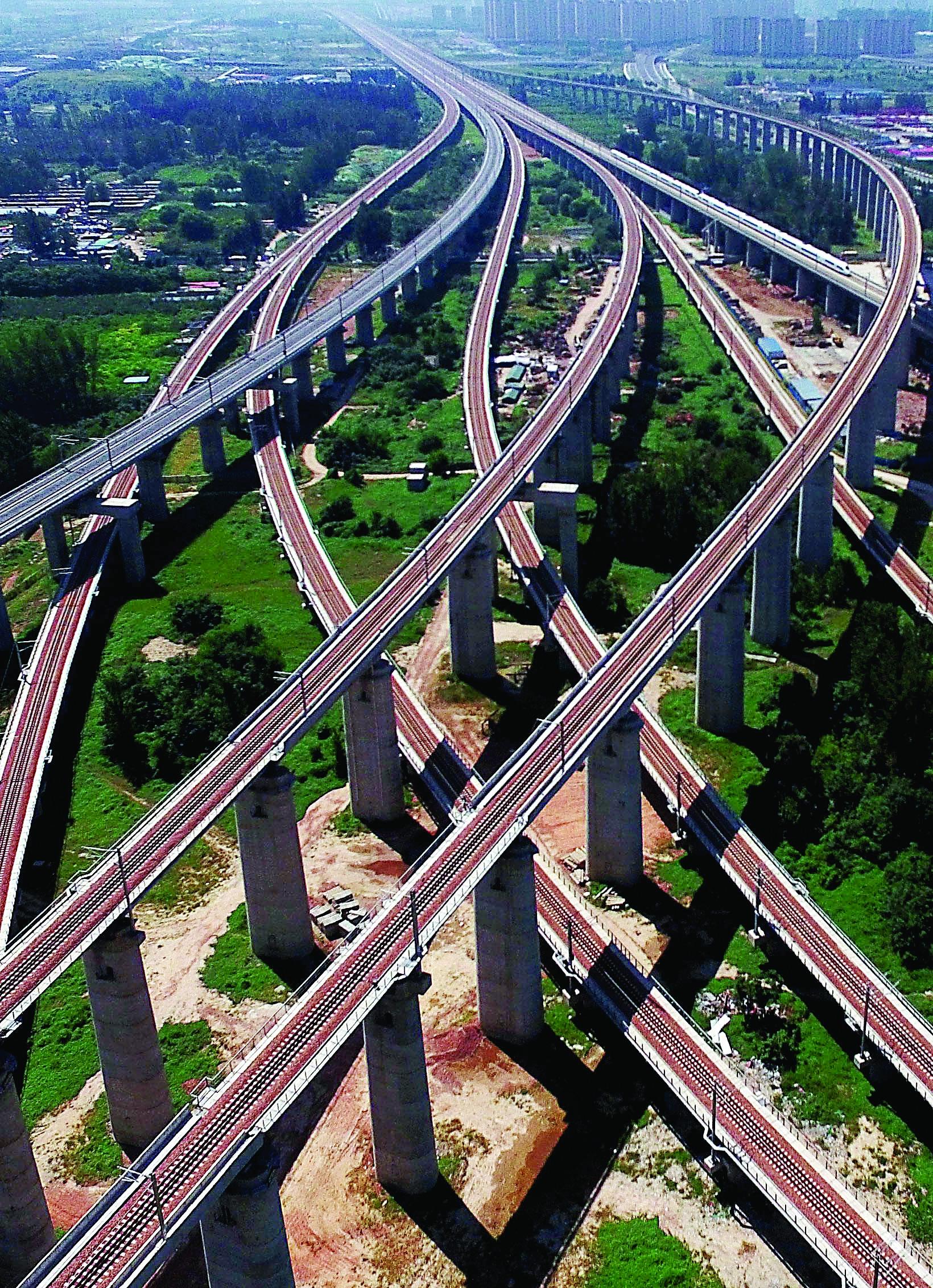 上海至郑州最快列车将刷新为4小时01