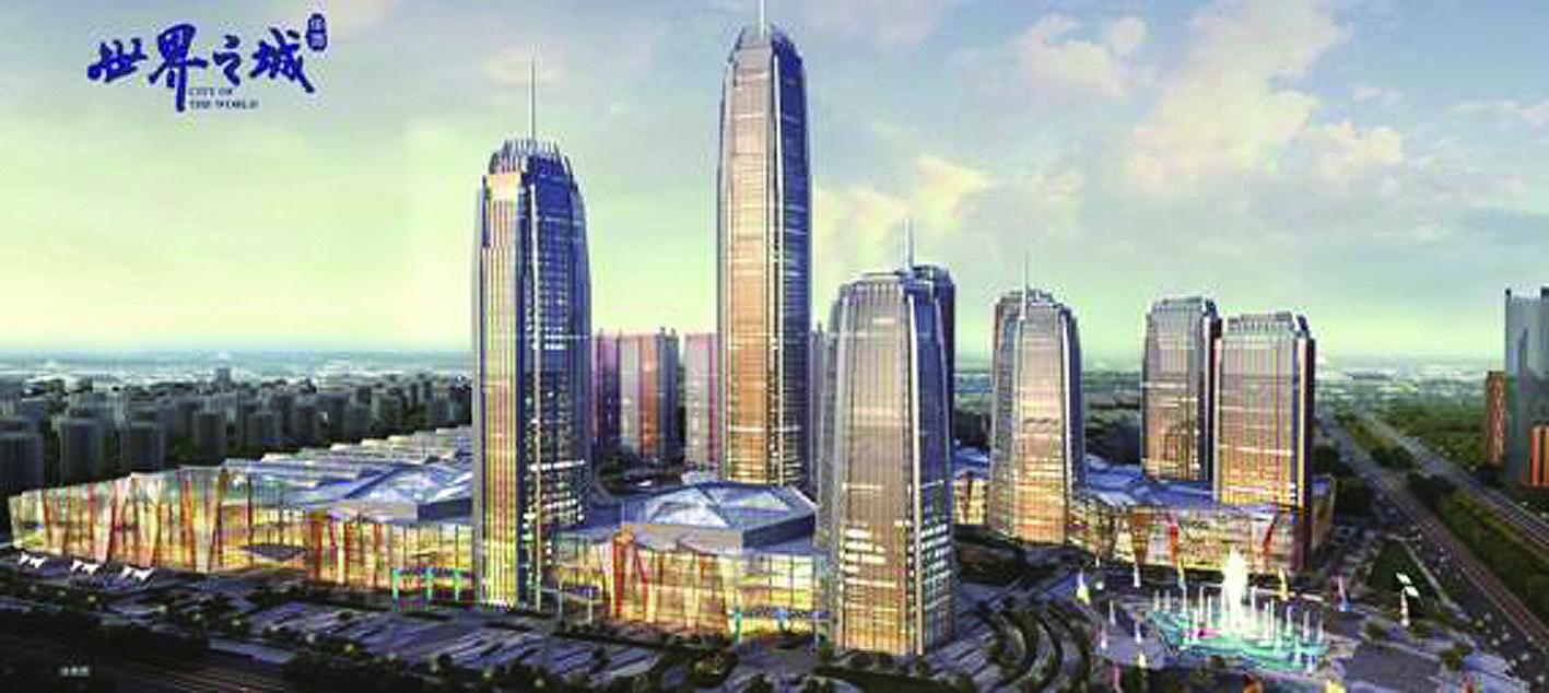 华鸿・农博创业中心坐落于南岗开发区会展商圈,中国哈尔滨国际农业